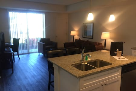 SLEEK 1BR/1BA in Vernon Hills - Vernon Hills - Apartmen