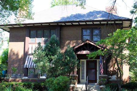 Centrally located historic home, bedroom #3