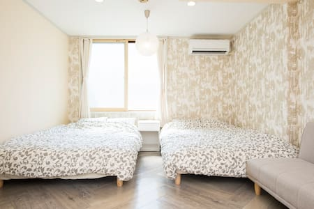 French Taste a few Steps from Kanazawa Station#208 - Apartament