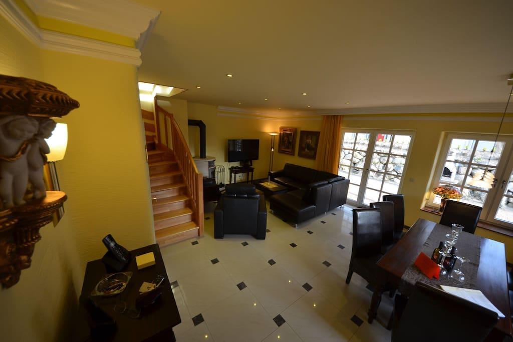 Bel Air Wohnzimmer