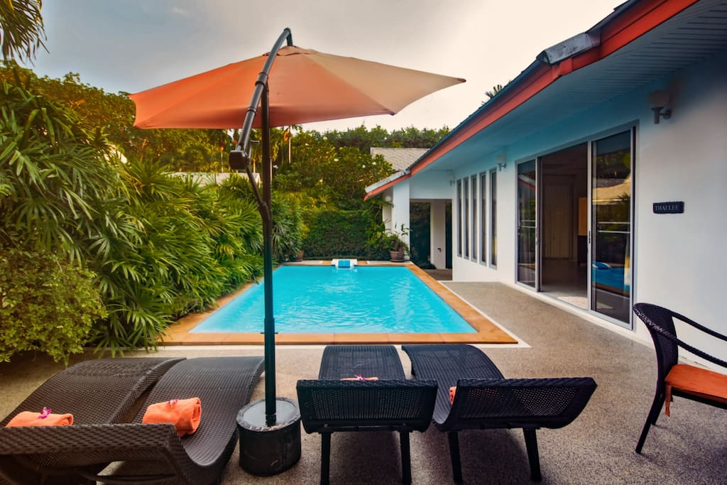 Villa Thai Lee with Private Pool
