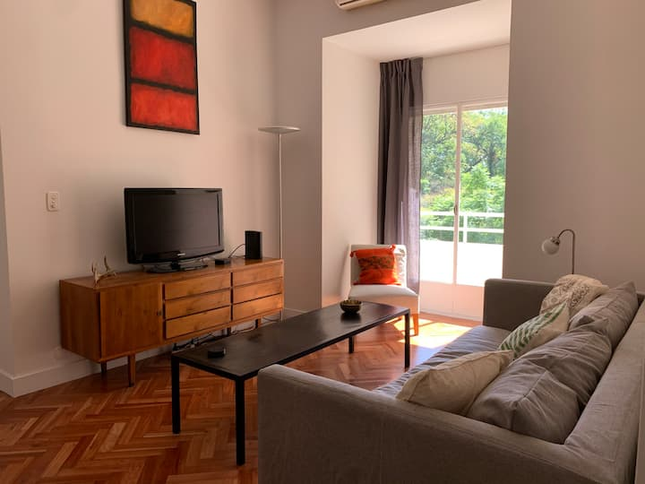 1 bedroom apartment in Recoleta!