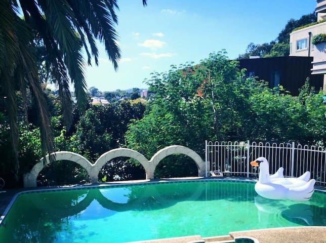 Inner City Mansion with Pool - South Yarra - Haus