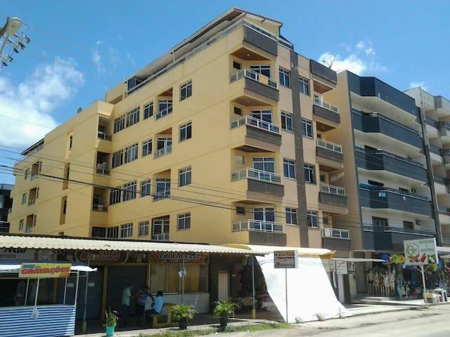 Apartamento na Av. Beira Mar de Piúma