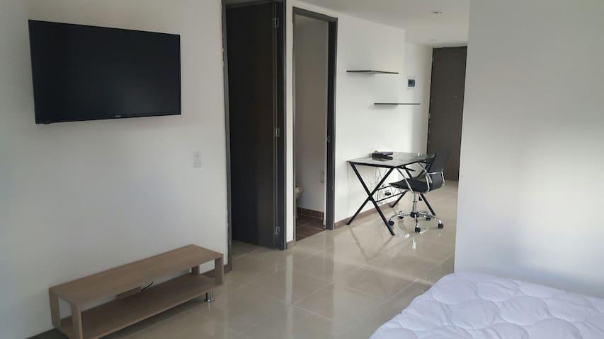 Beautiful apartment poblado vegas - Medellín - Apartemen