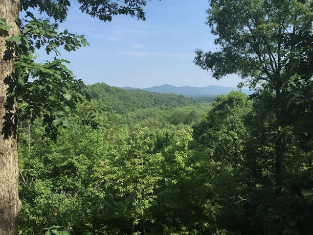 Ocoee River Overlook- Copperhill TN - Copperhill - Бунгало