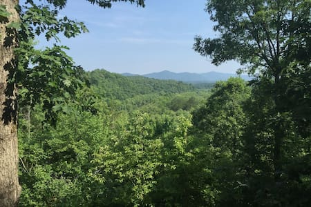 Ocoee River Overlook- Copperhill TN - Copperhill - Chatka