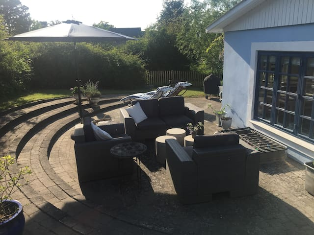 """Lovely holiday home - wíth lots of danish """"Hygge"""""""