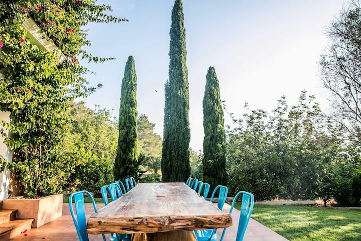 Ibiza Sanctuary: your retreat on the white isle - Santa Gertrudis de Fruitera - 別荘