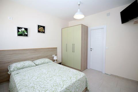 One bedroom Apartment, in Sutomore, Outdoor pool