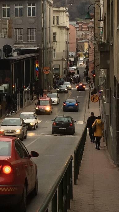 Dalmatinska street