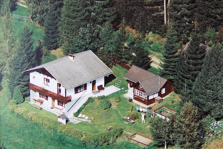 Comfortable Holiday Home near Ski Area in Arriach