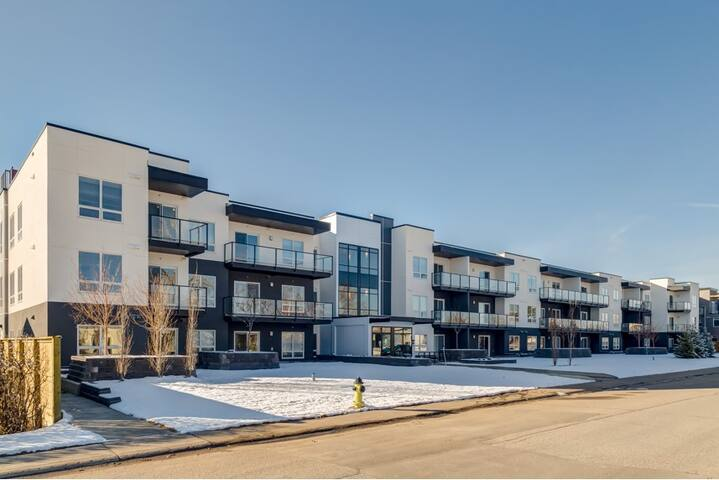 103 Contemporary near Spruce Meadows & Midnapore - Calgary - Apartment
