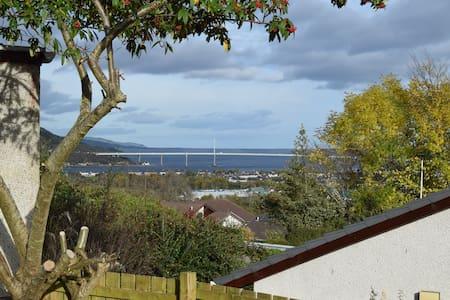 Hillside View  -  Inverness