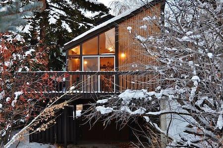 Outstanding 3BR Park City Cabin - Park City - Blockhütte