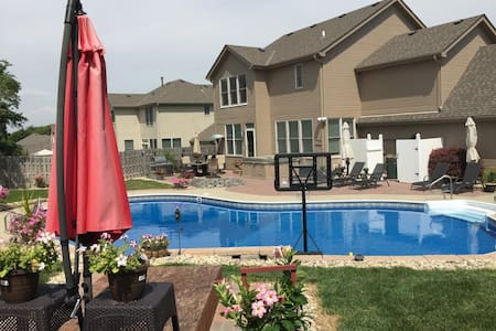 Great house for families or groups. - Omaha