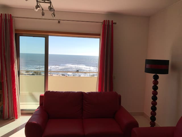 Beach Front T3  - Ocean View, 20m from the beach - Figueira da Foz - Квартира