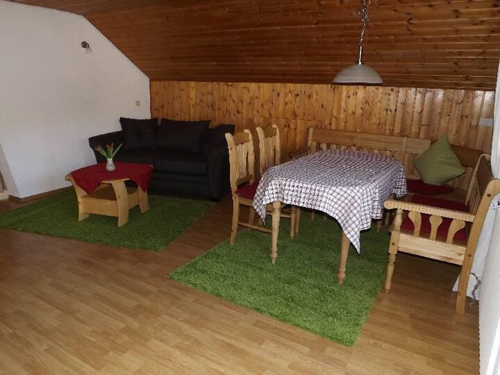 Ferienwohnungen Dietsche, (Dachsberg), Ferienwohnung Vroni, 70qm, 1 Schlafzimmer, max. 4 Personen