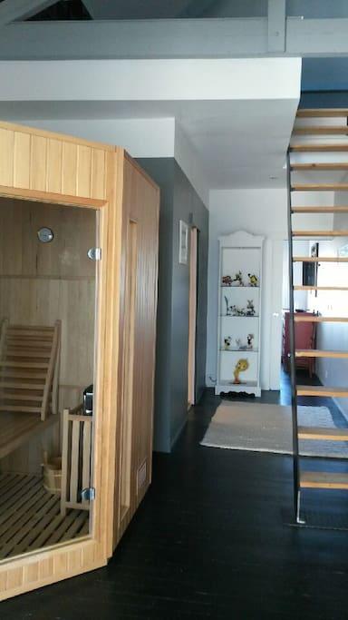 Loft bordeaux chambre salle de bain wc priv s lofts - Loft a louer bordeaux ...