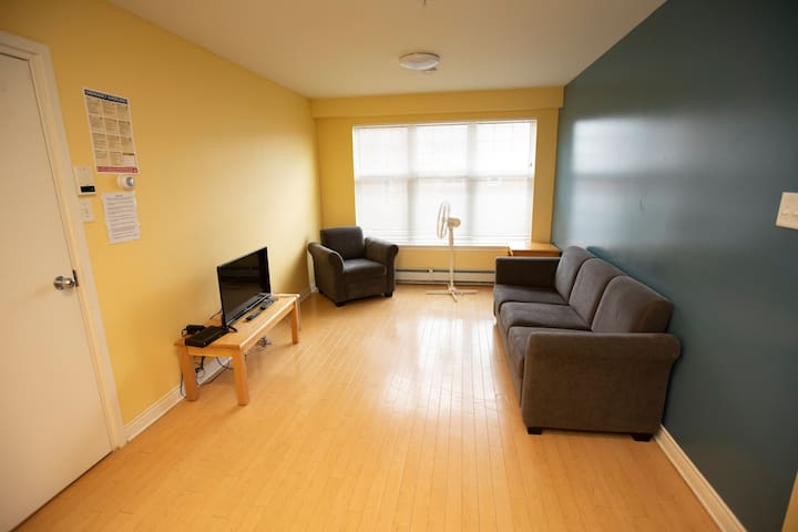 StFX Visitor Housing - Bright Room In Antigonish B