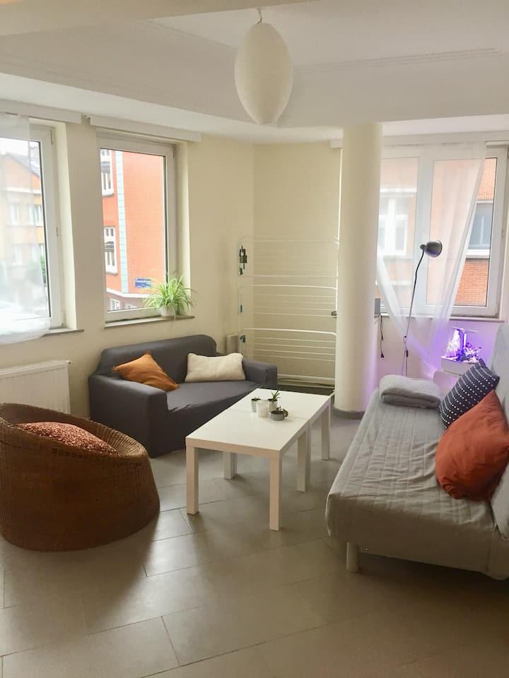 Chambre dans un appartement (2 personnes)