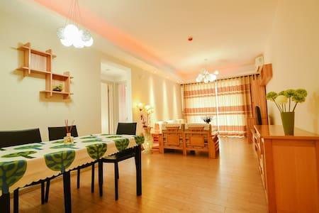 格丽时尚公寓豪华双卧套房(近拱北口岸,高层风景好) - Zhuhai
