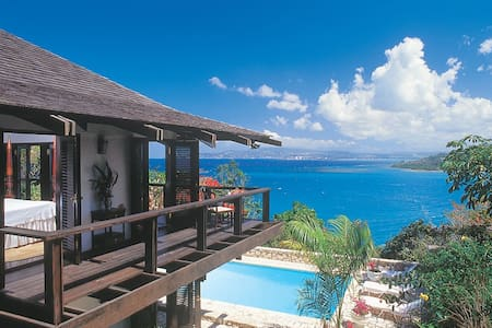 Goat Hill - Ideal for Couples and Families, Beautiful Pool and Beach - Montego Bay - Vila