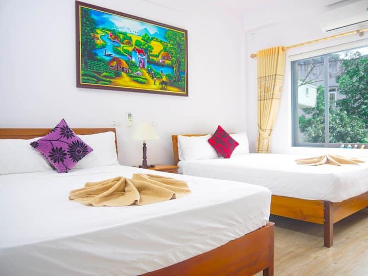 Double Queen Room in Thao Nguyen Homestay