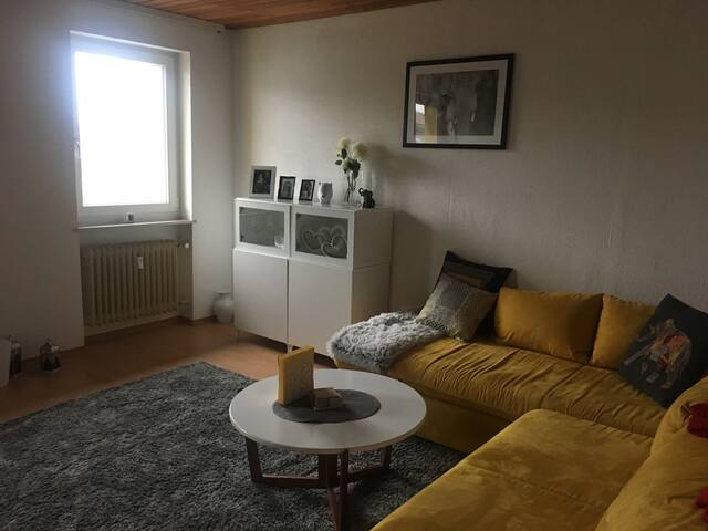 Very nice apartment in the heart of Grafenwöhr