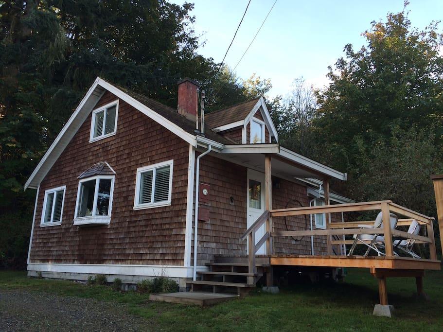 Cabin For Rent Salt Spring Island