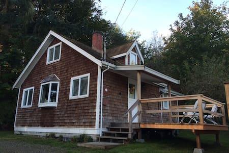 Captain's Quarters Cottage