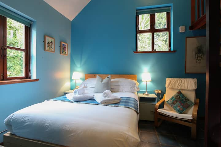 Moville Boutique Hostel - Family Room - Blue Room