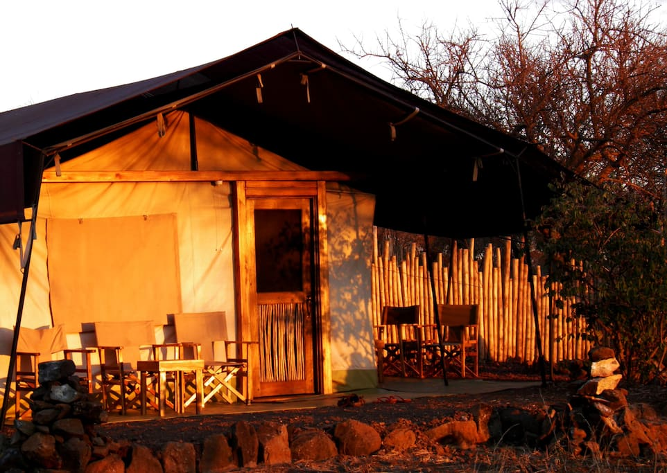 Private areas to soak in the views across the Great Rift Valley