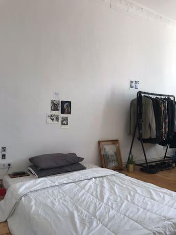 Cozy Berlin Style Room.
