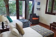 2 Bedroom Villa with beautiful views from Balcony