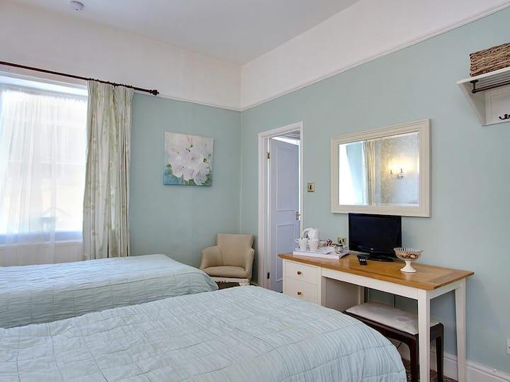 Twin Room at Hampsfell House Hotel
