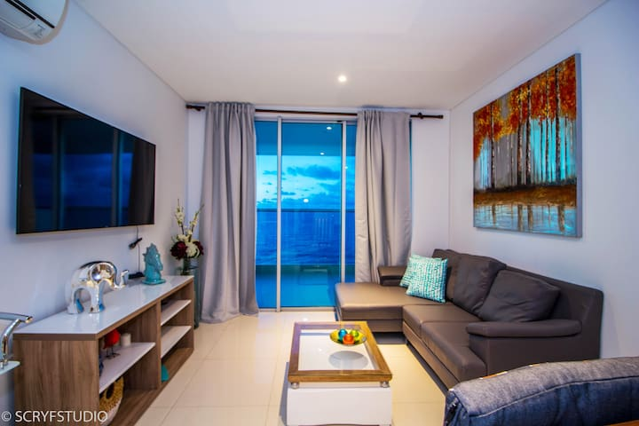 Cartagena Home with a Heavenly View