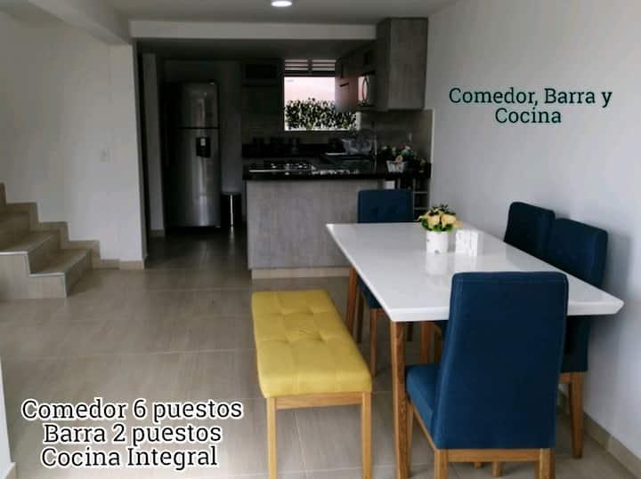 Espectacular Casa de Descanso en Rionegro