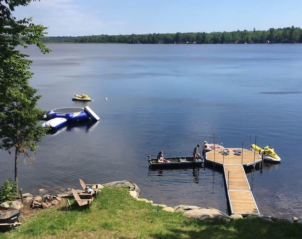Maine Lakehouse