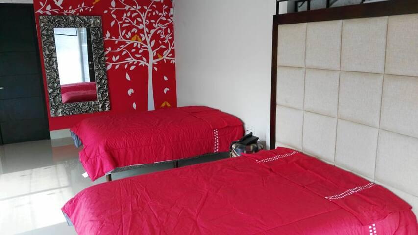 habitación independiente en Segundo nivel