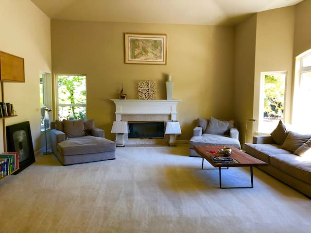 Los Altos Hill Suite with Private Entrance