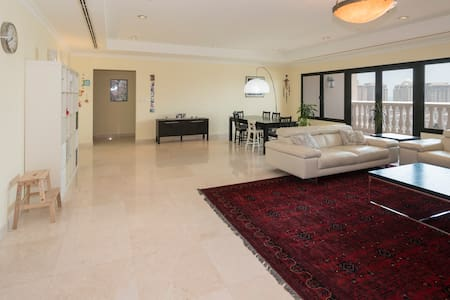 Cozy, comfortable 2BR/2BA Apt Pearl - Doha - Apartment