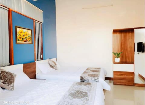 RiverView Homestay Double Beds Room