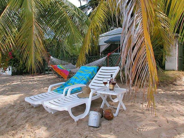 Beachfront Two Bedroom Apartment