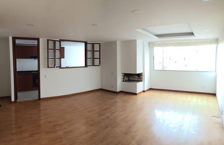 Apartamento lindo y confortable muy bien ubicado