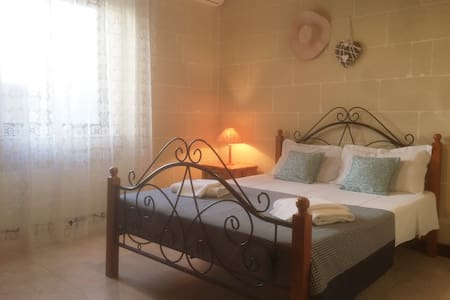 Fieldend B&B - Double bed, Gharb, Gozo - L-Għarb