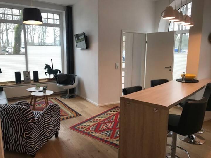 Apartment 1690 - 75 m² zentrale Altstadtschönheit