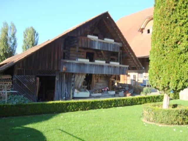 Eglis Luftschloss - Krauchthal - Hut