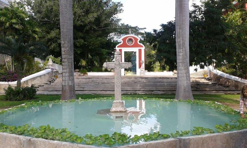 Hacienda San Antonio Dzina - Motul - Chalet