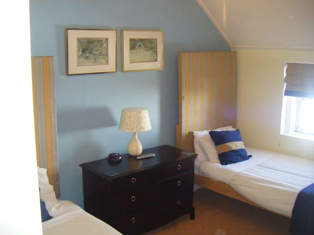 Twin Room en-suite - Tomintoul - Bed & Breakfast